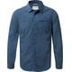 Craghoppers Kiwi Trek Maglietta a maniche lunghe Uomo blu